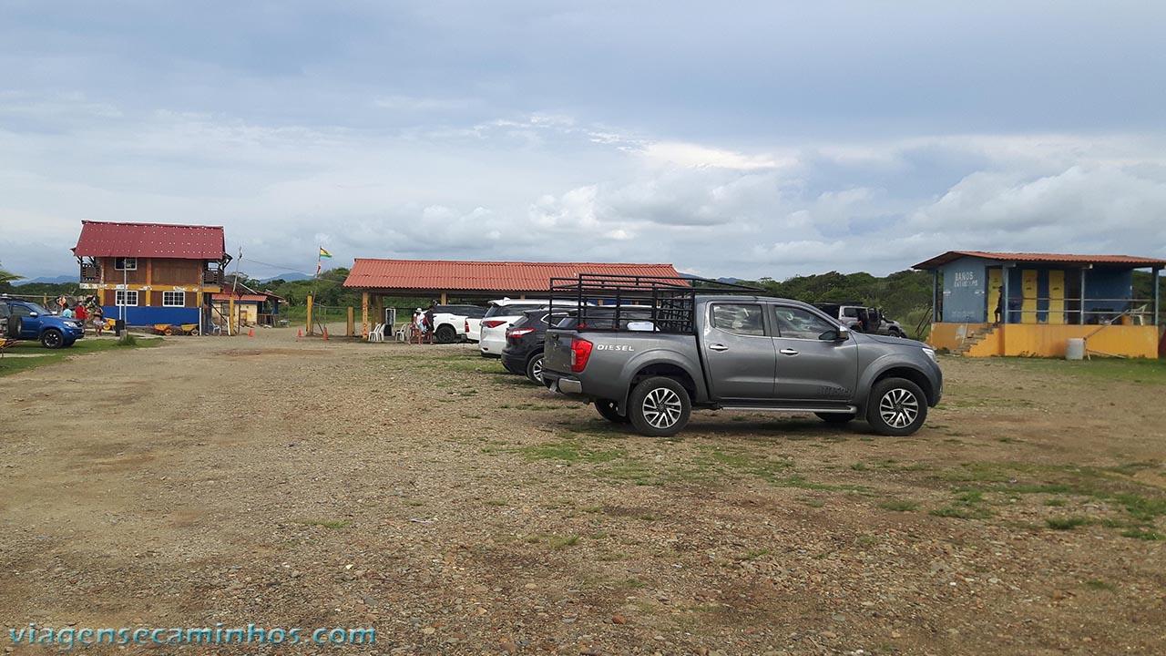 Transporte San Blas - Panamá