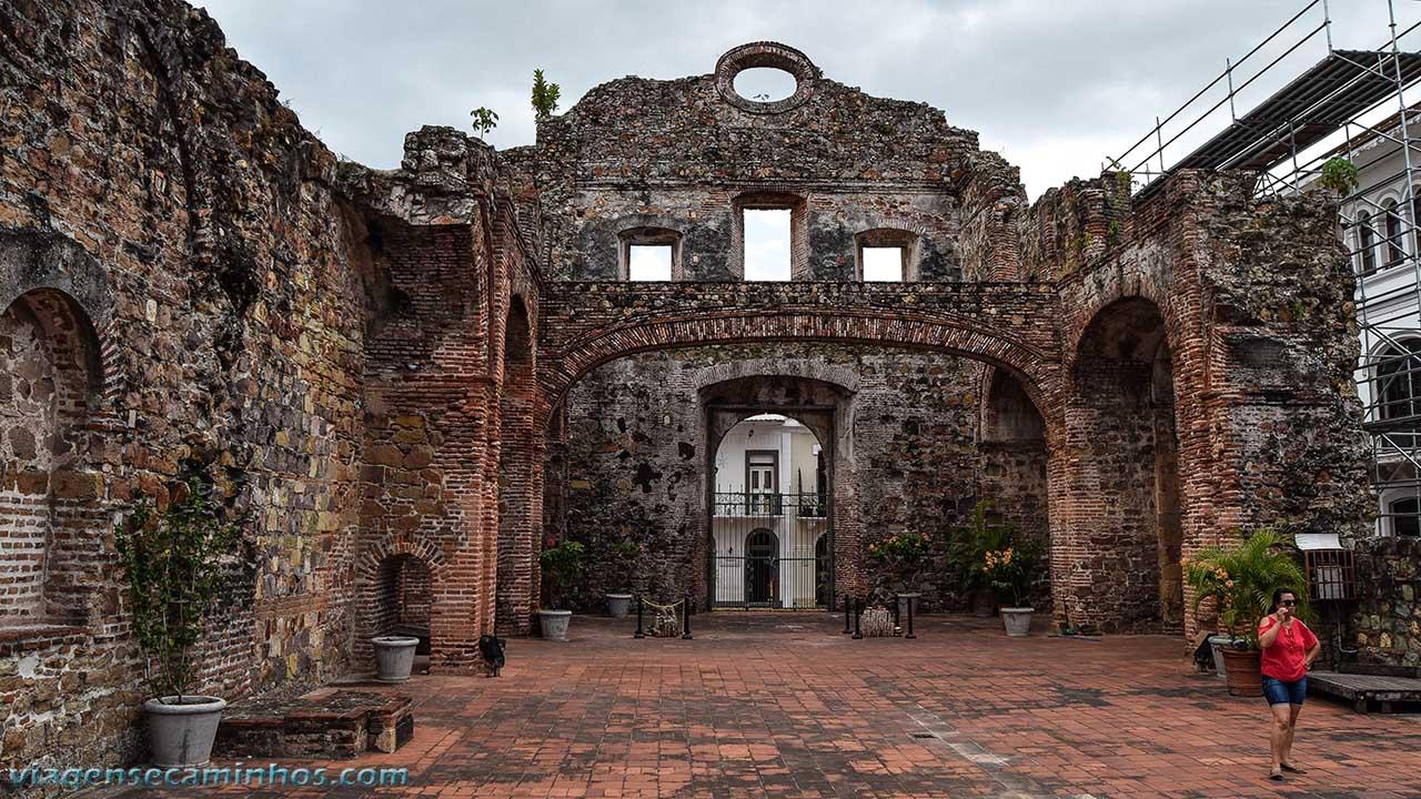 Arco Chato - cidade do Panamá