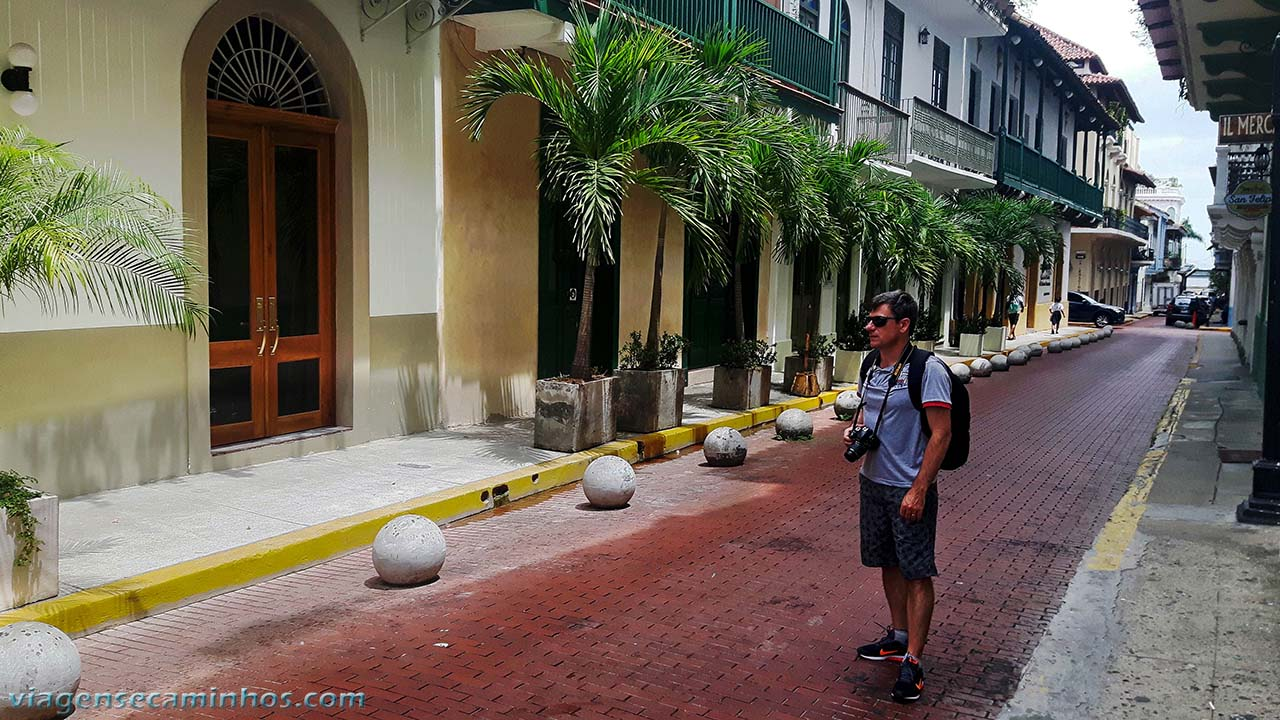 Casco Viejo - Cidade do Panamá