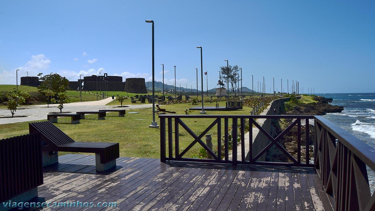 Malecón de San Felipe de Puerto Plata