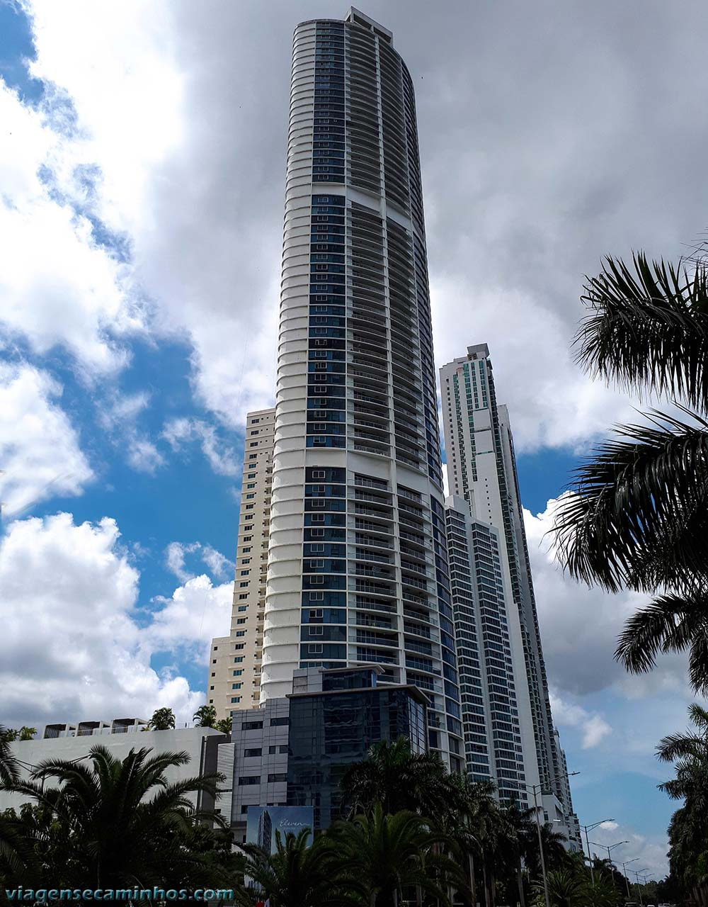 Edifício Pearl of the Sea - Panamá