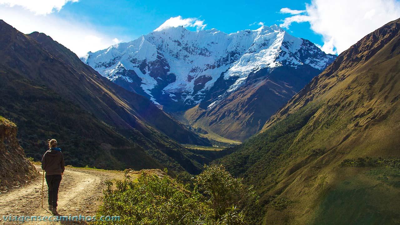 Montanha Salkantay - Peru