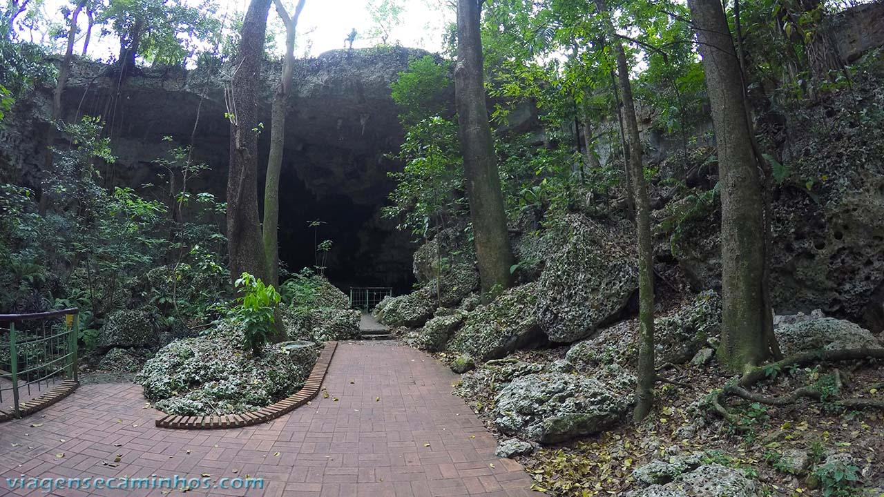 Parque Natural Los Tres Ojos - Santo Domingo