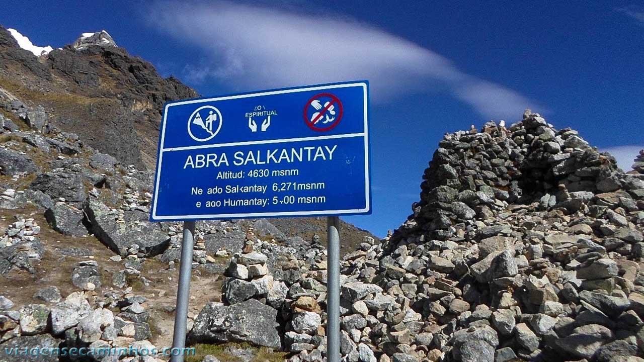 Passo Salkantay - Peru