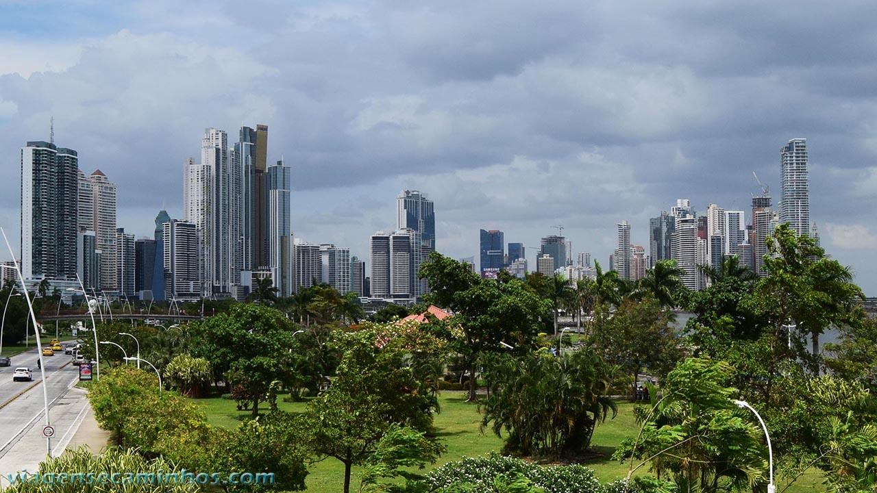 Prédios Panamá