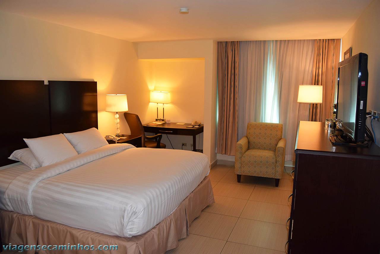 quarto Hotel Doubletree by Hilton Panamá