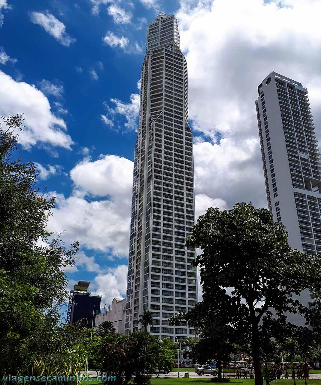 Rivage tower - Panamá