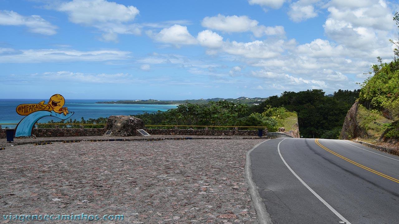 Rodovia Las Terrenas - República Dominicana