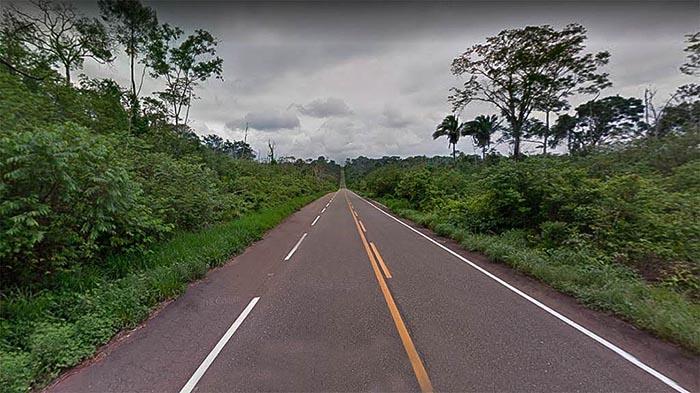 BR-153 - Sororó = Pará