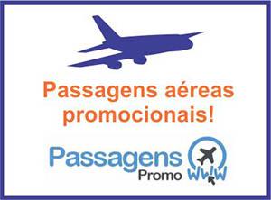 Passagens Promo – Reserva de passagens aéreas