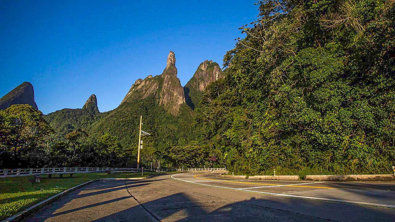 BR-116 - Pico Dedo de Deus - Teresópolis