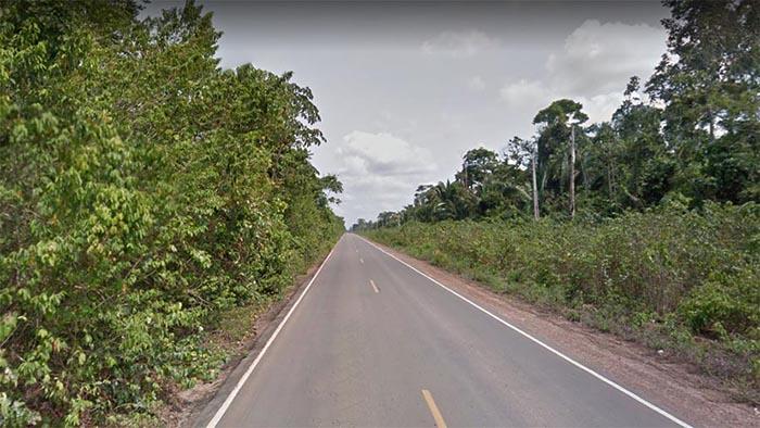 BR-163 - Santarém - Pará