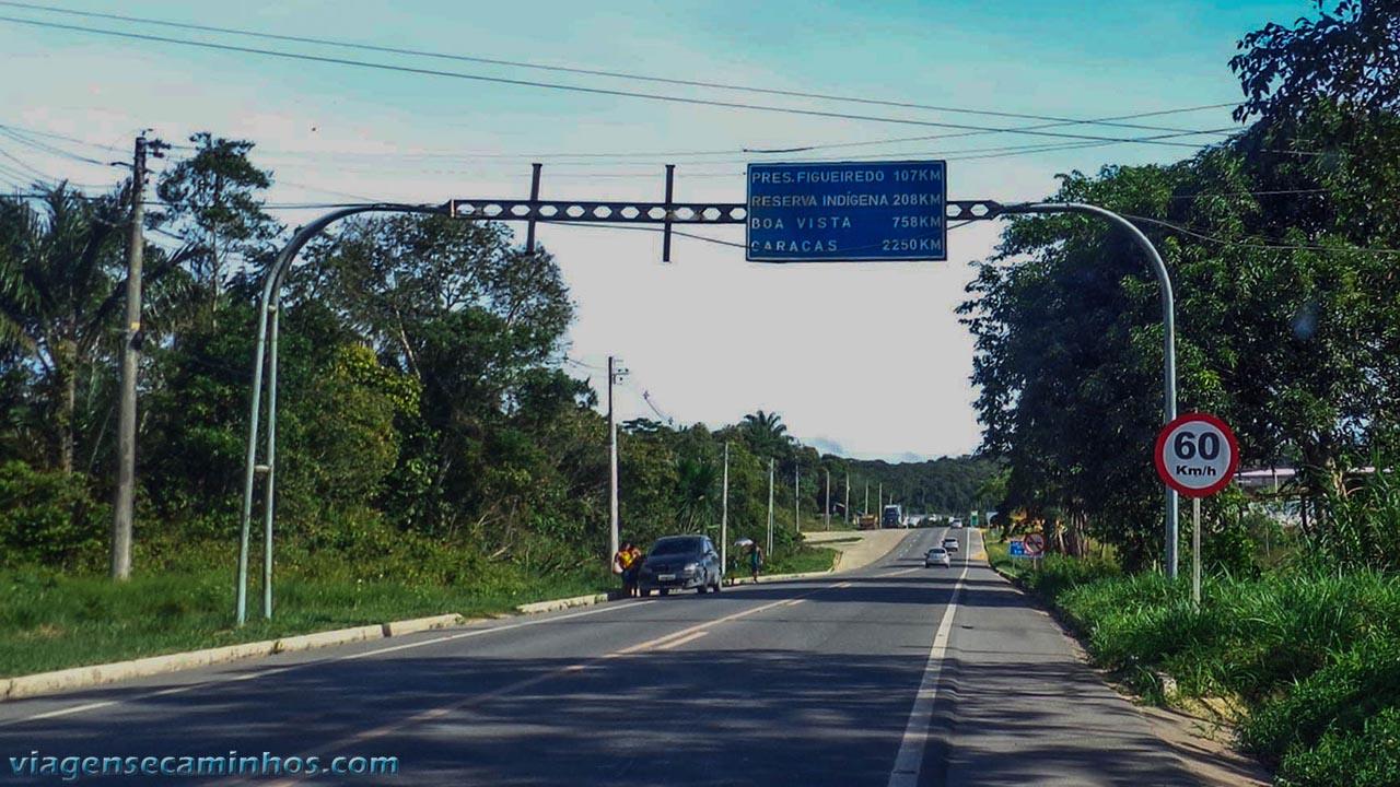 BR-174 - Manaus