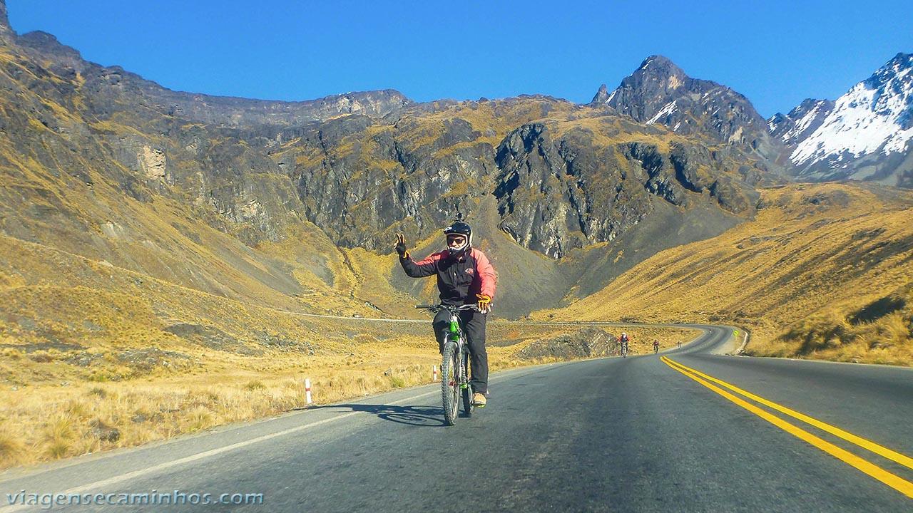 Downhill Bolívia