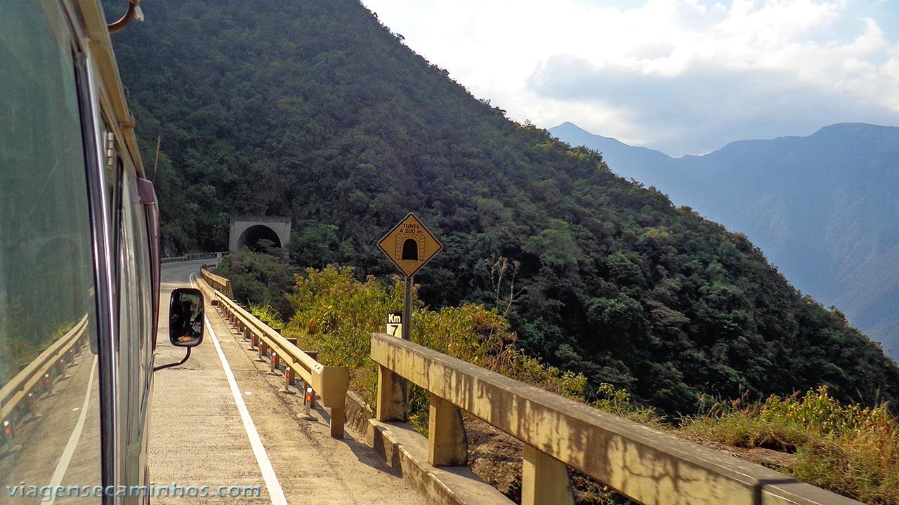 Estrada Coroico - Bolívia