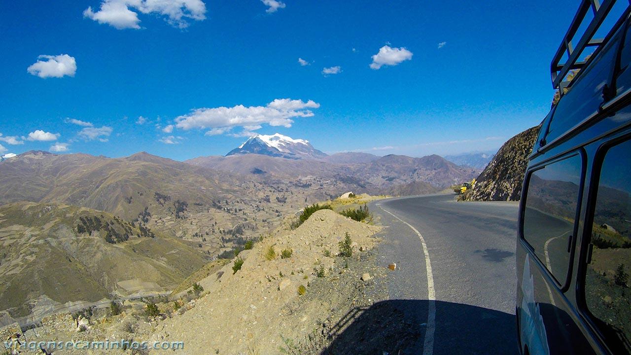Estrada de Palca - Bolívia