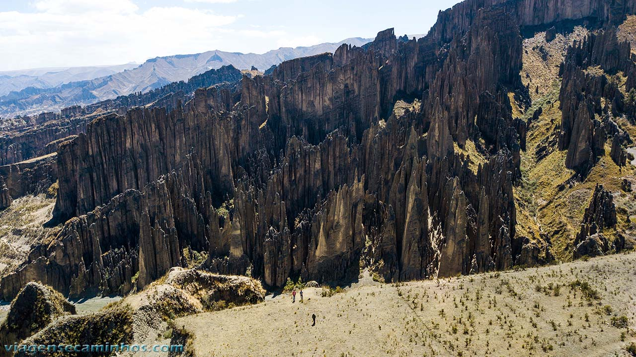 Mirante do Valle da Las Ánimas
