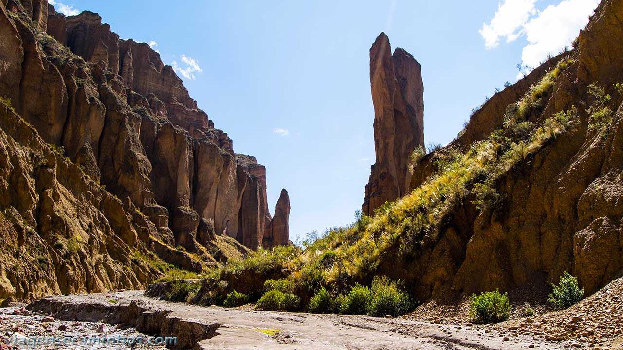 Palca canyon - Bolívia