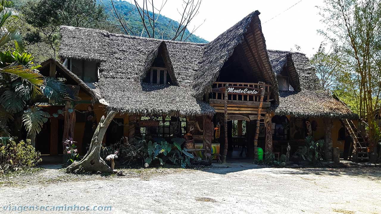 Restaurante em Yolosa