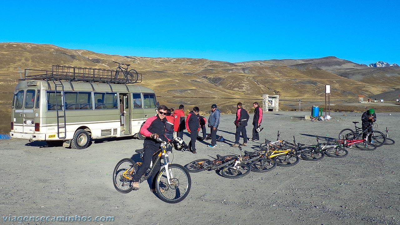 Tour Estrada da Morte - Bolívia