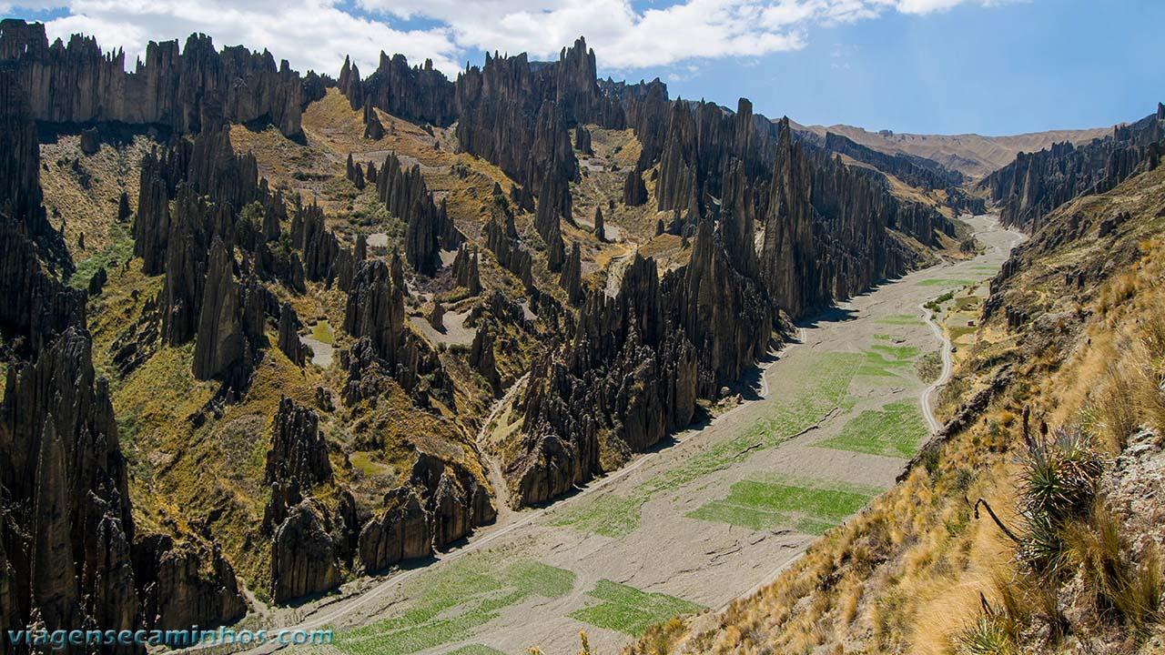 Vale das Almas - Bolívia