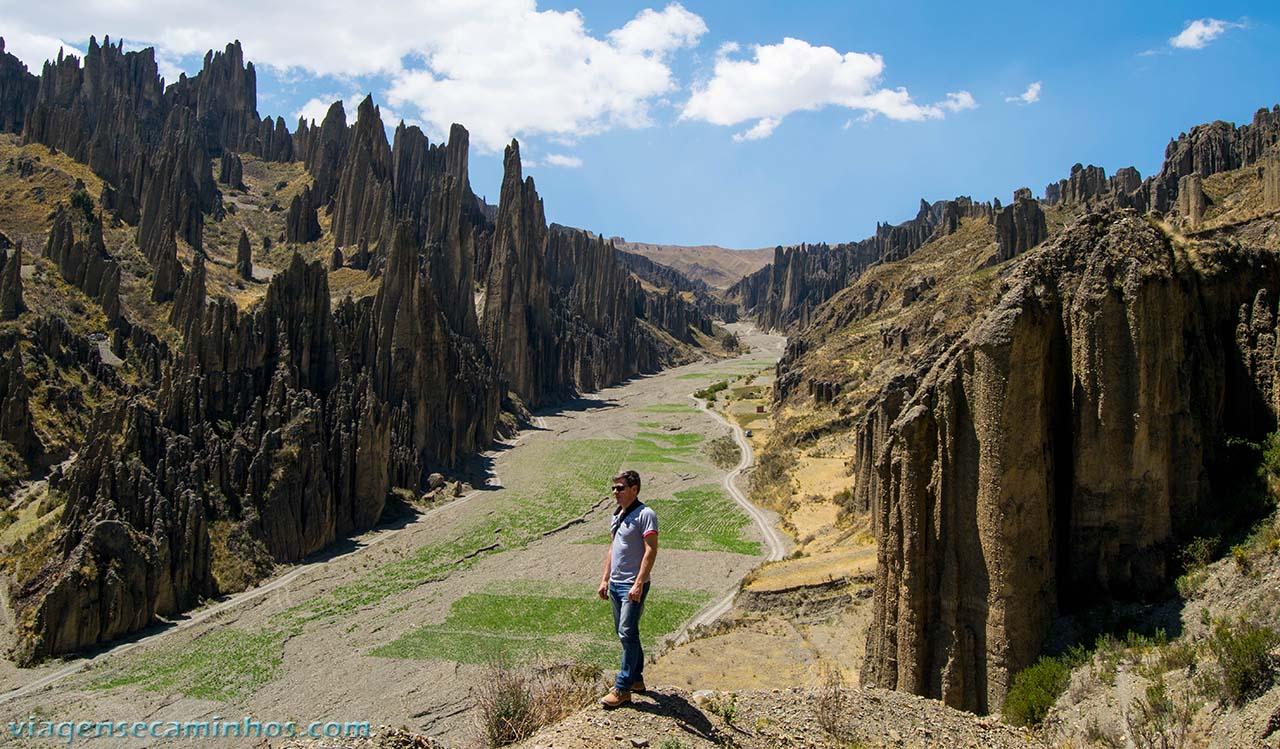 Vale das Almas - La Paz