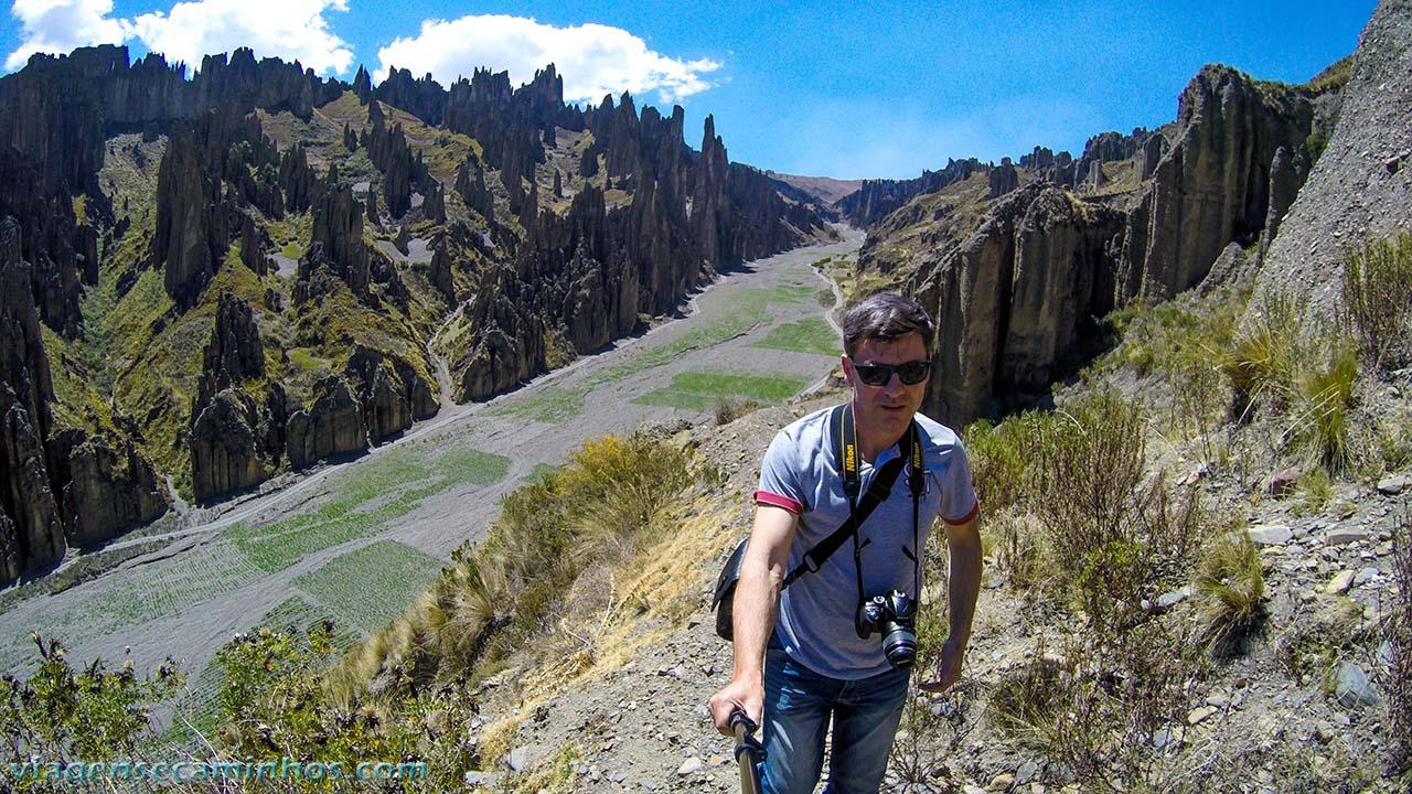 Valle de Las Ánimas - La Paz