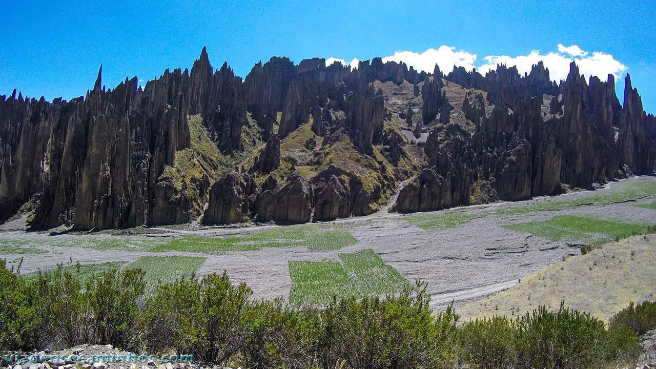 Valle da Las Ánimas