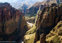 Cañón de Palca - Bolívia