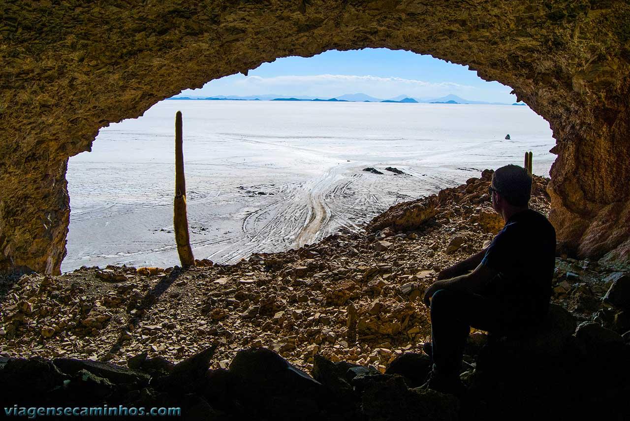 Caverna do Diabo - Salar de Uyuni