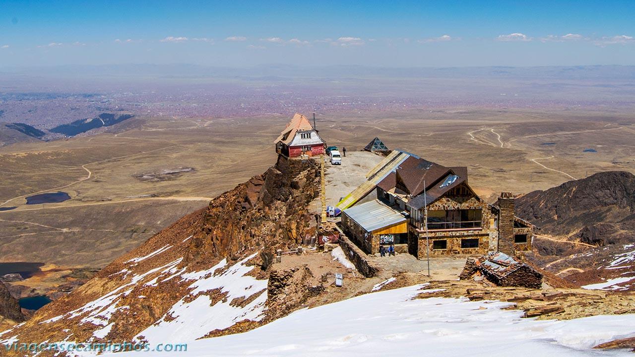 Estação de esqui Chacaltaya