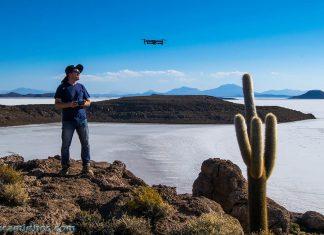 Isla Pescado - Salar de Uyunii
