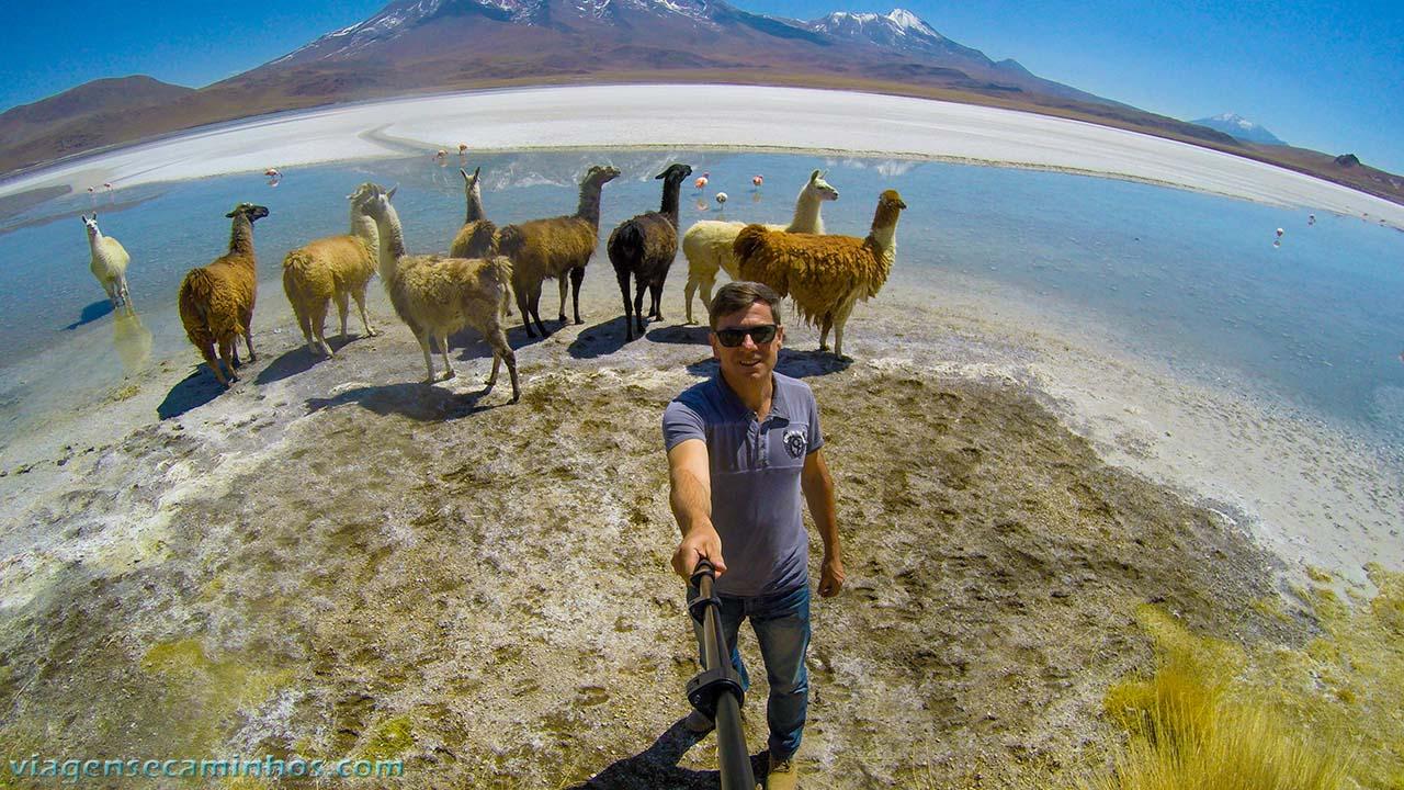 Laguna Hedionda - Bolívia