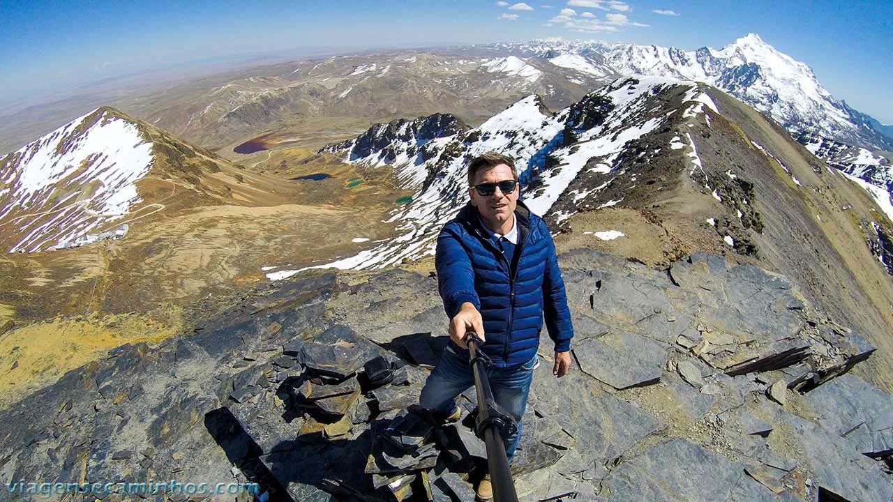 Monte Chacaltaya - Bolívia