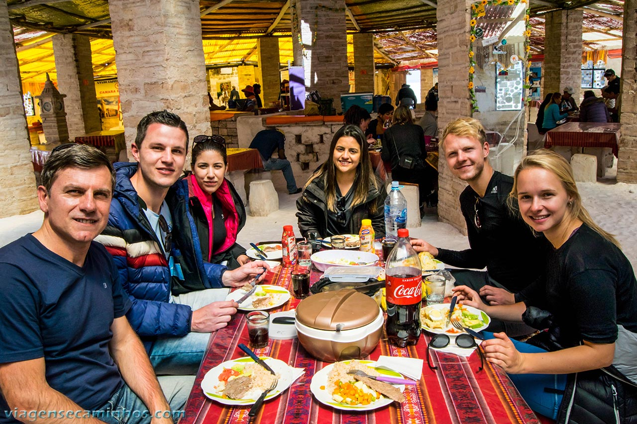 Restaurante Salar de Uyuni