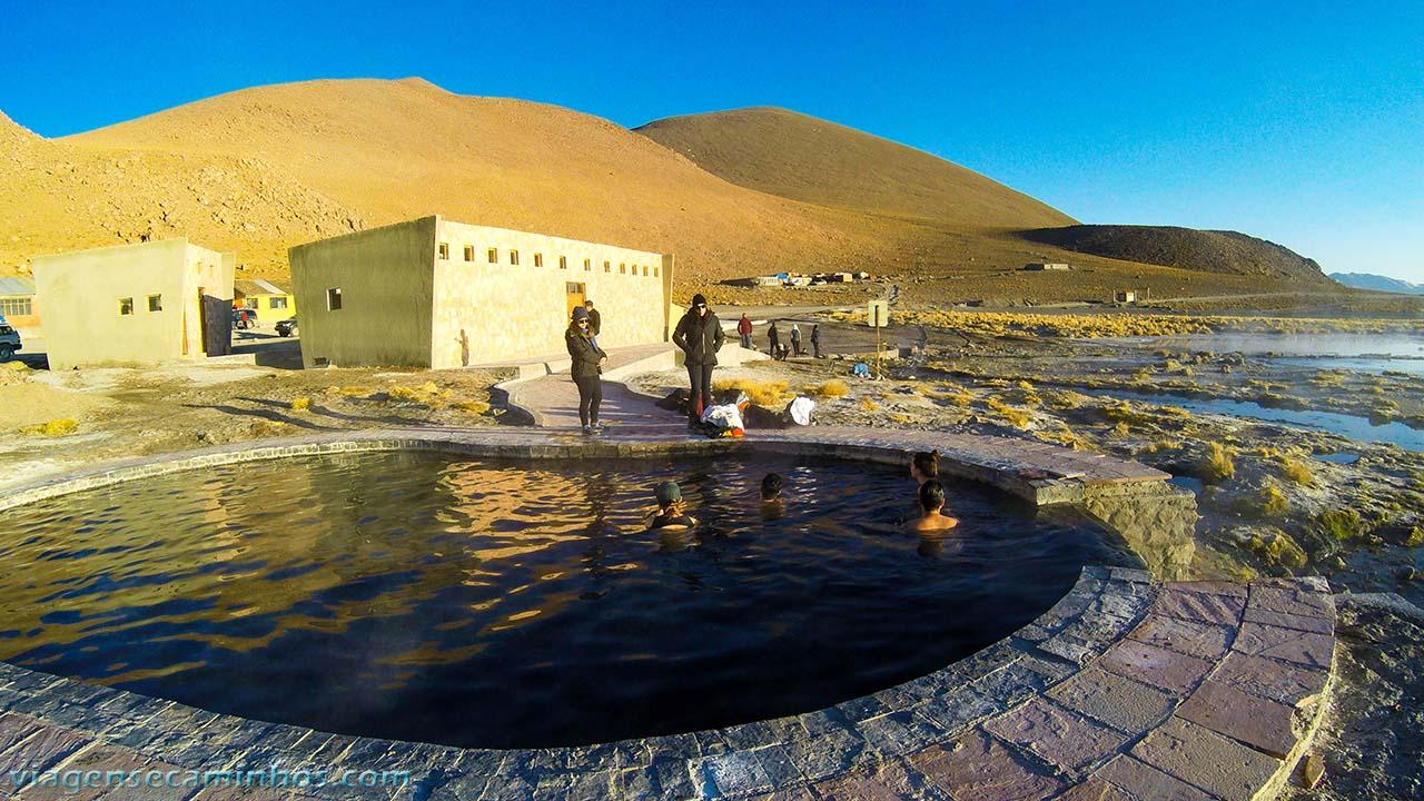 Termas de Polques - Bolívia