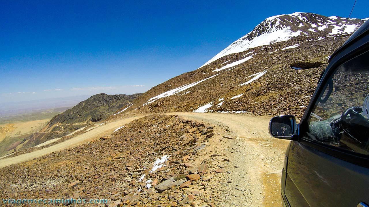 Tour Monte Chacaltaya - Bolívia