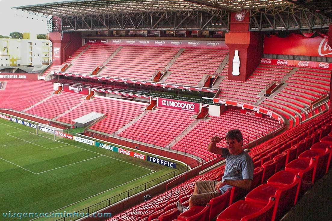 Antiga Arena da Baixada - 2011