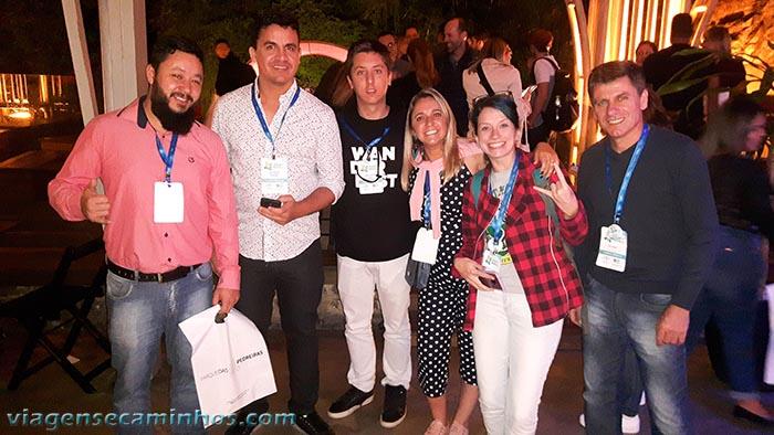 Blogueiros no Ópera Arte - Curitiba