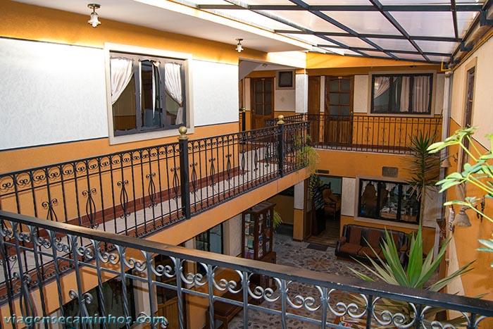 Hotel Fuentes - La Paz