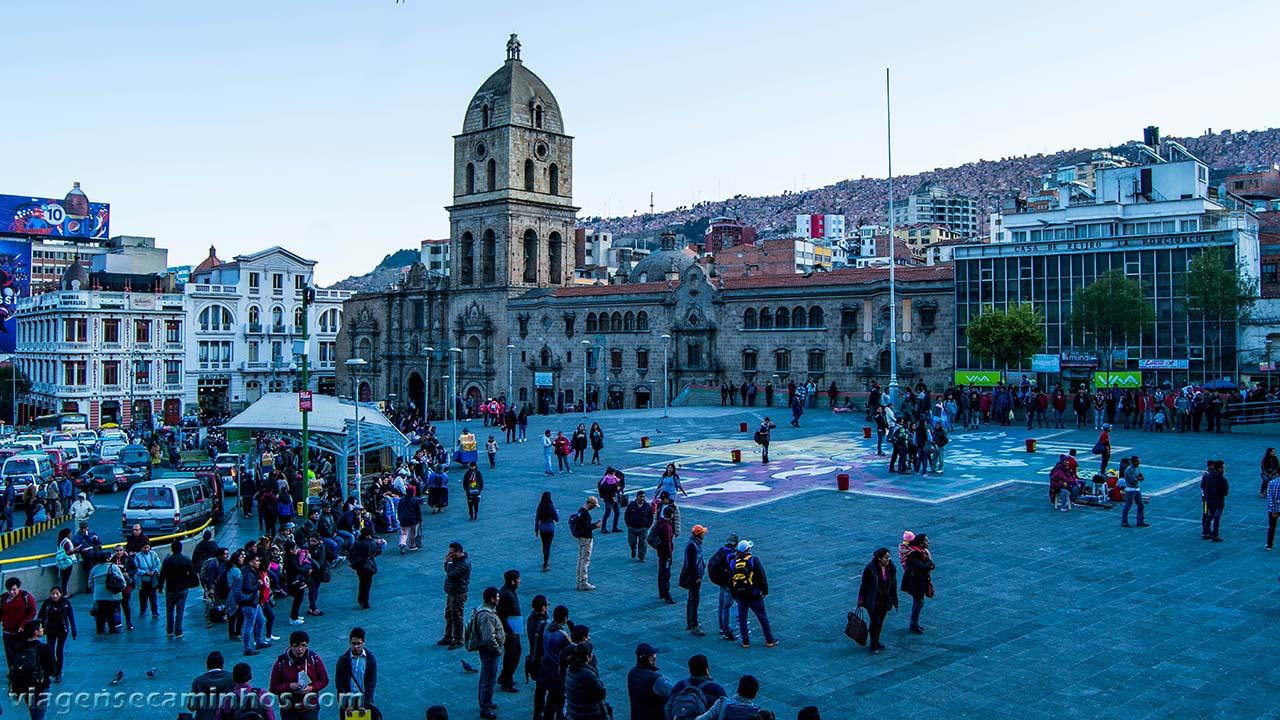 Igreja San Francisco - La Paz