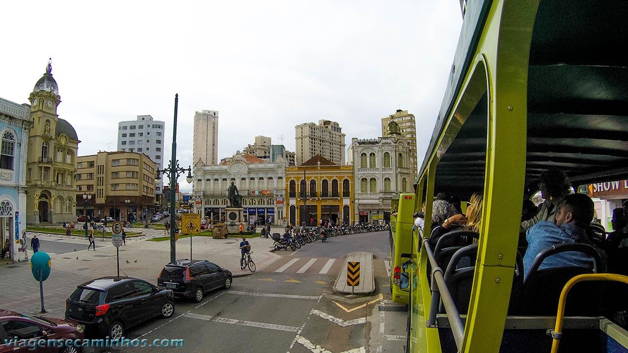 City tour Linha Turismo Curitiba