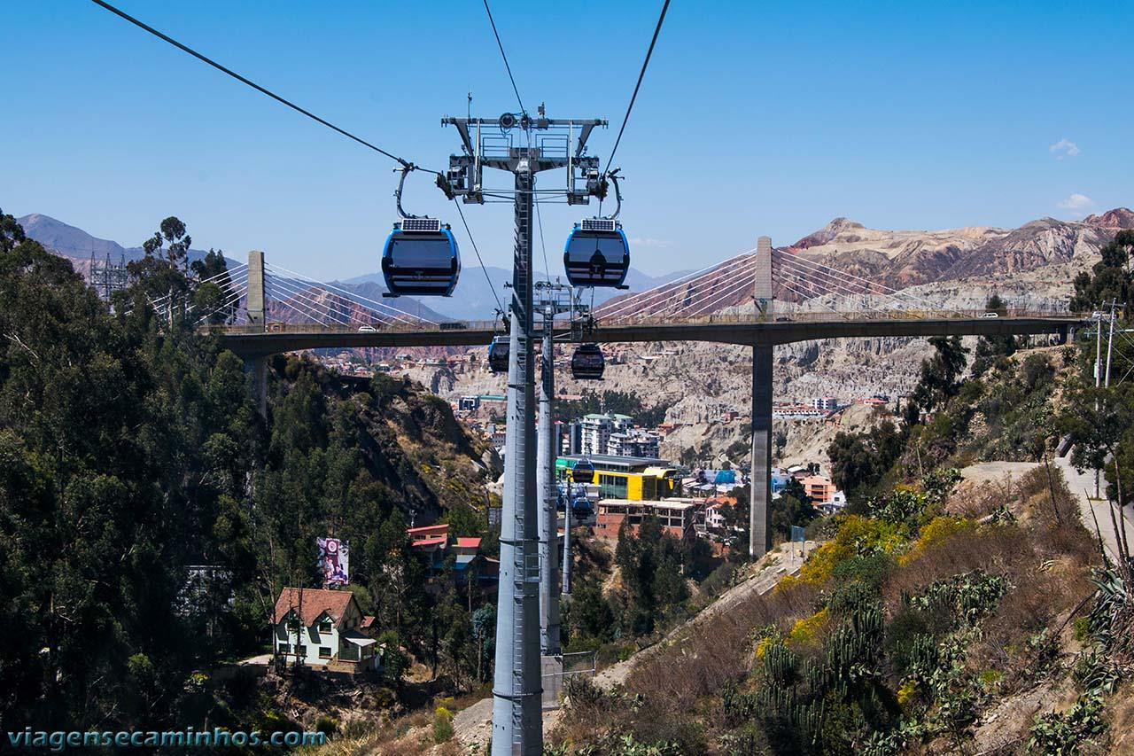 Mi Teleférico - La Paz