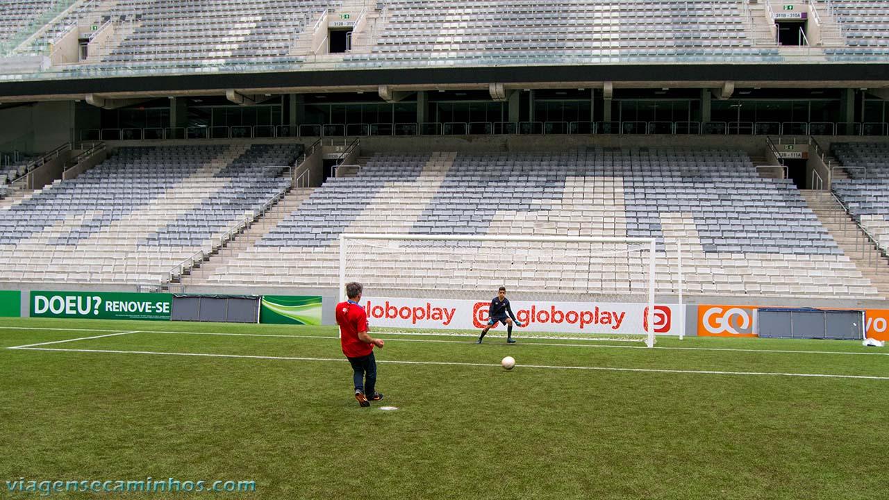 Pênalti Atlético Paranaense