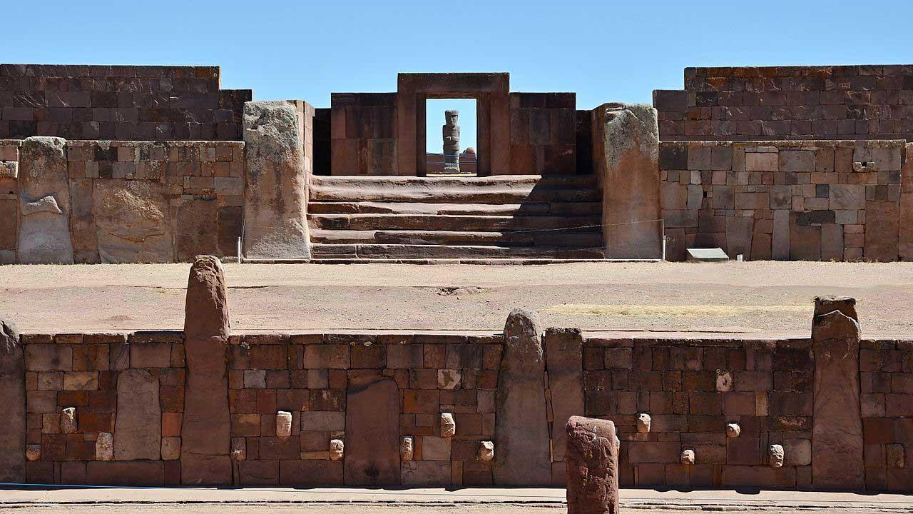 Tiwanaku - Bolívia