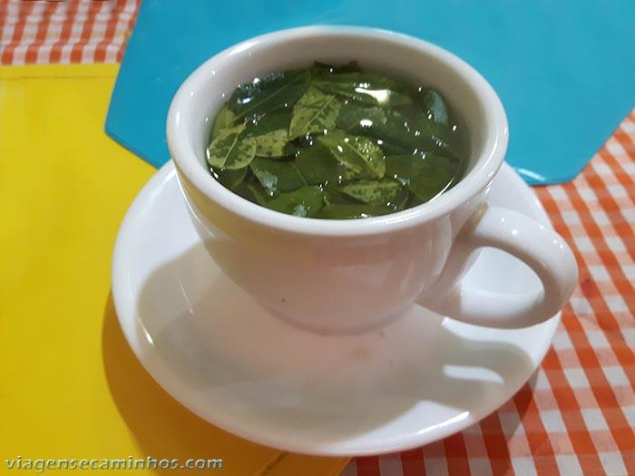 Chá de Coca
