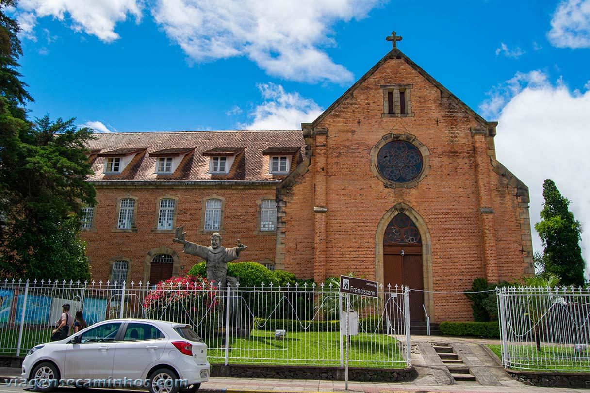 Convento Franciscano de Lages