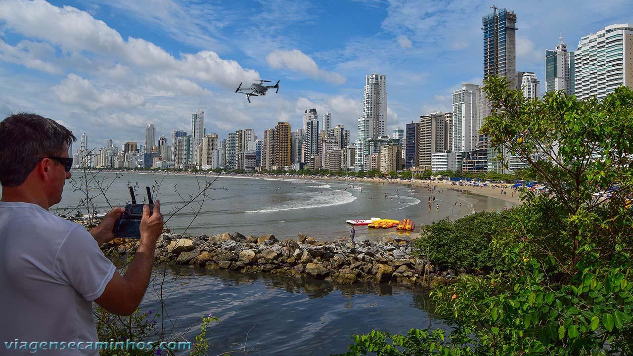 Drone em Balneário Camboriú