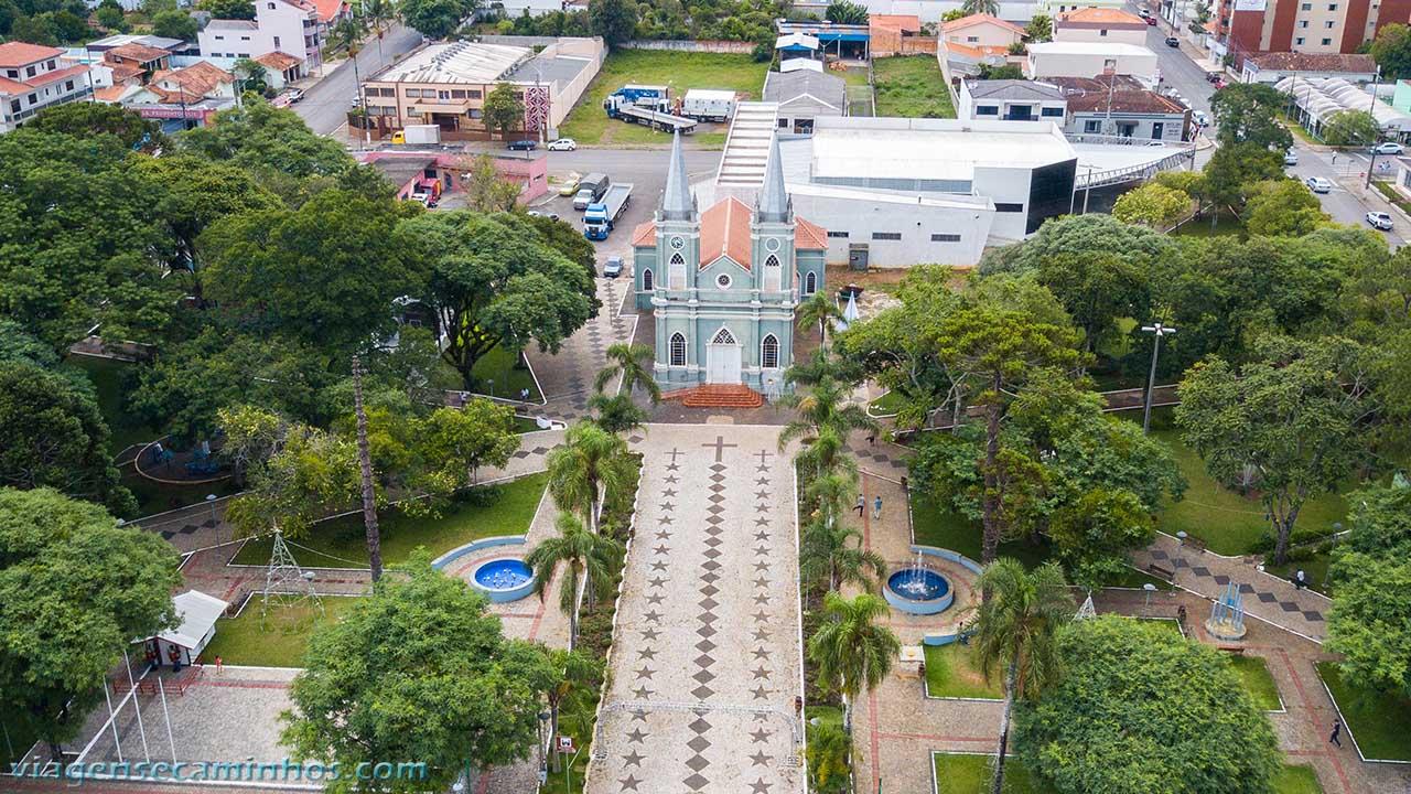 Igreja matriz de Prudentópolis