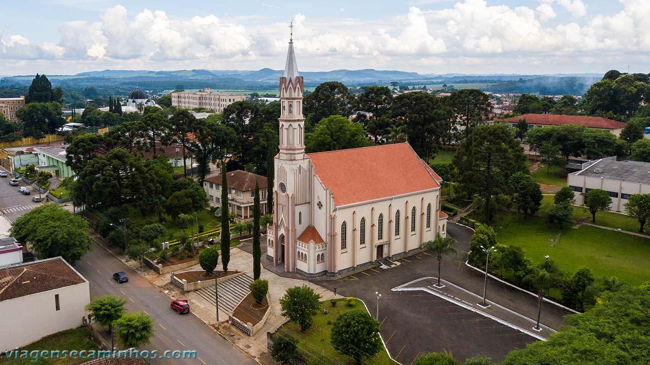 Santuário Nossa Senhora das Graças - Prudentópolis
